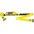 Ancra Tension-Limiting Series E Heavy Duty Ratchet Buckle Strap-12', 49021-30
